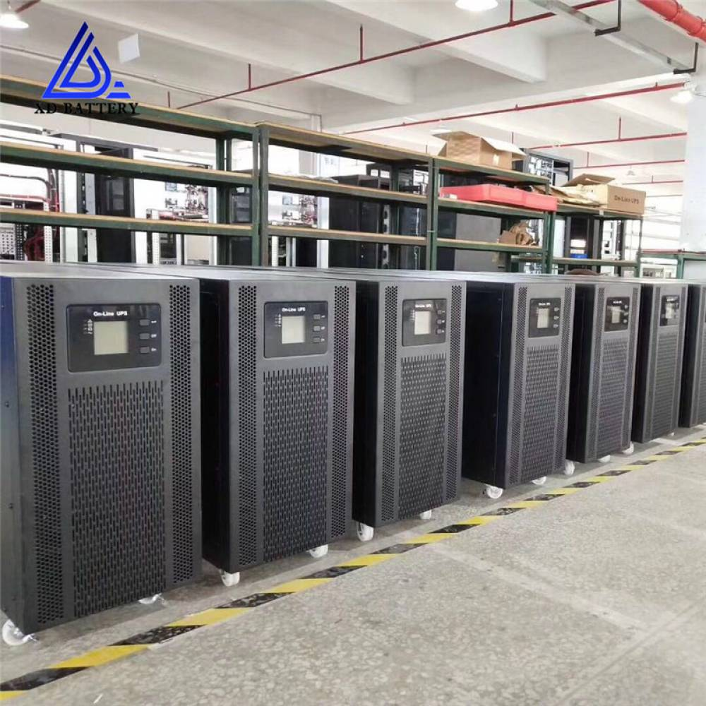 Power Supply Unit 3KVA High Frequency OnLine UPS